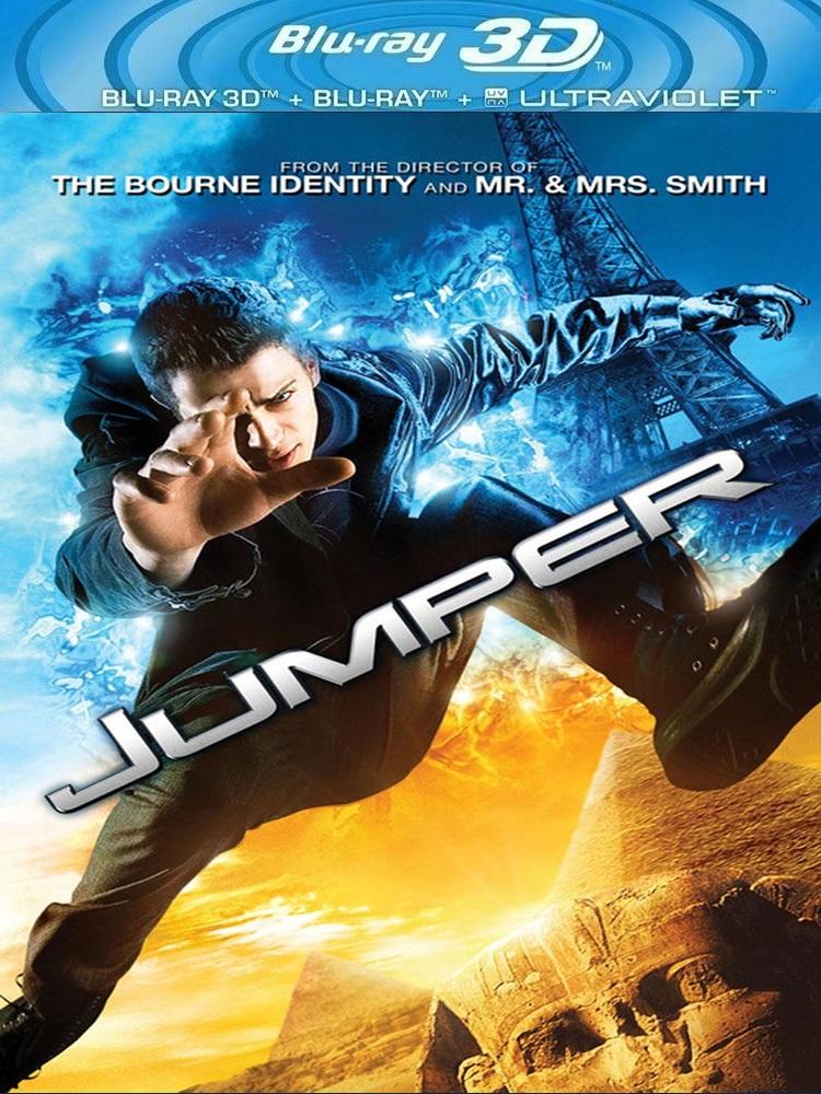 Atlayıcı: Jumper (2008) 3D Film indir