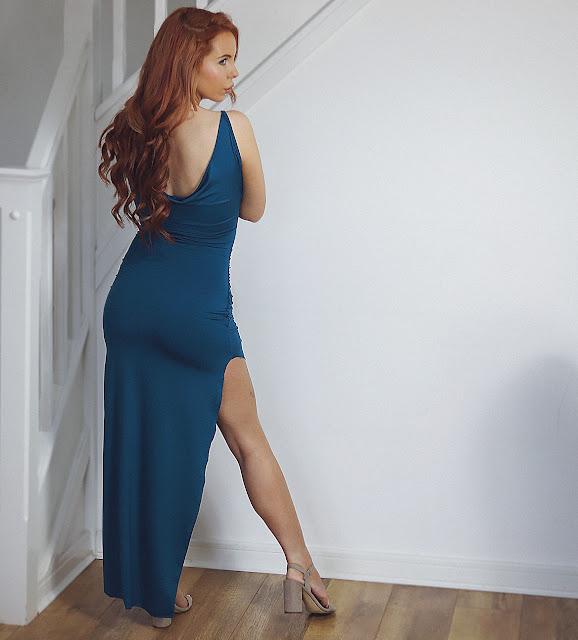 femme luxe finery dress