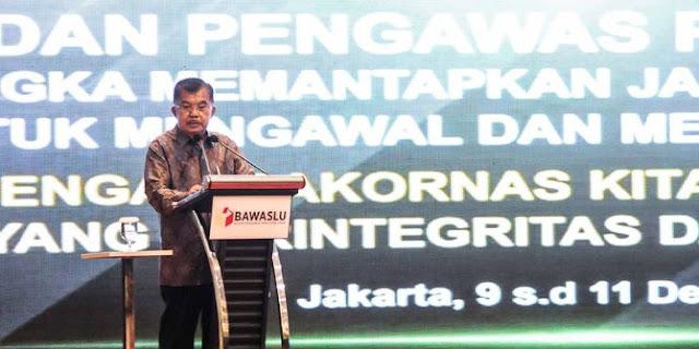 Wapres Mengaku Pemerintah Pusat Tidak Pernah Ambil Kekayaan Papua