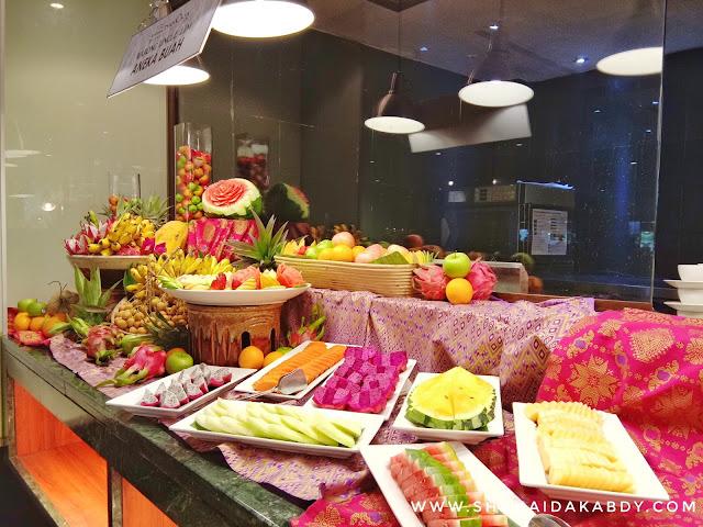 Ramadhan Buffet Aroma D'Ancasa Hotel & Spa Kuala Lumpur