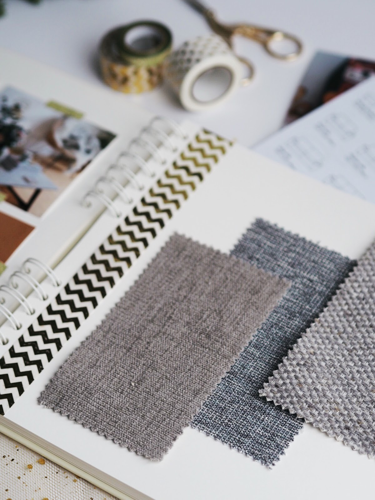 Planning First Home Grey Sofa Fabric Samples