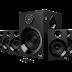 Ervaar 5.1 Surround Sound met de nieuwe Logitech Z607 Speakers