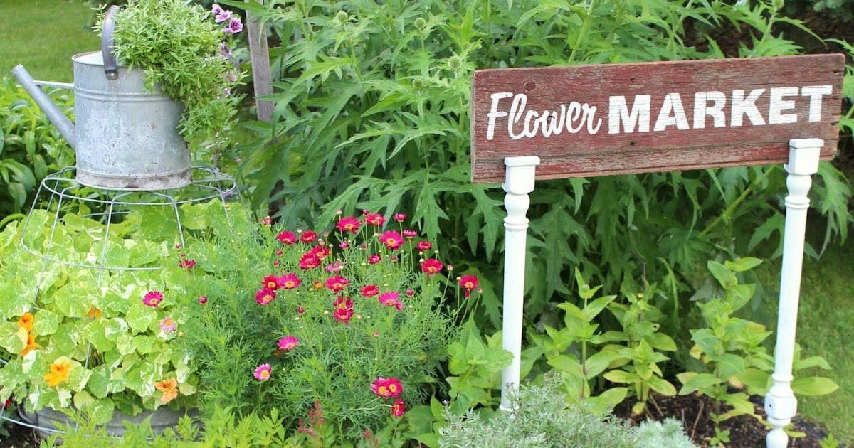 Garden Inspiration From The Homeroad Blog Organized Clutter