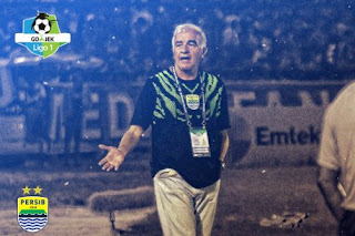 Mario Gomez: Persib Bandung Kesulitan Bermain Tanpa Bobotoh