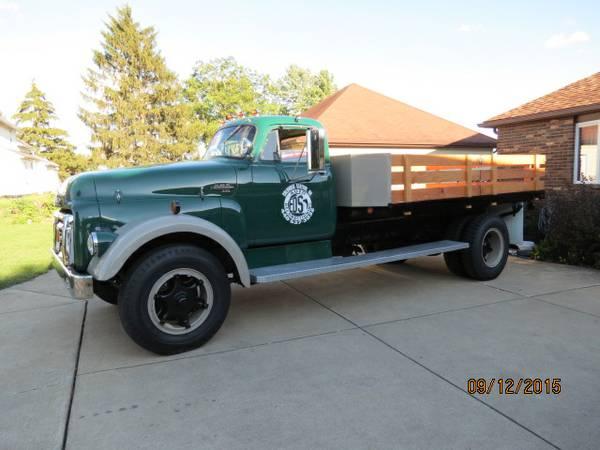 1954 Gmc 630 Farm Truck Old Truck