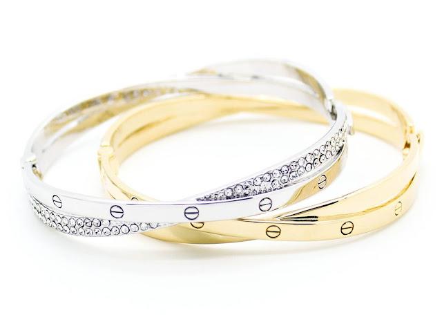 Modern Bangle Bracelets