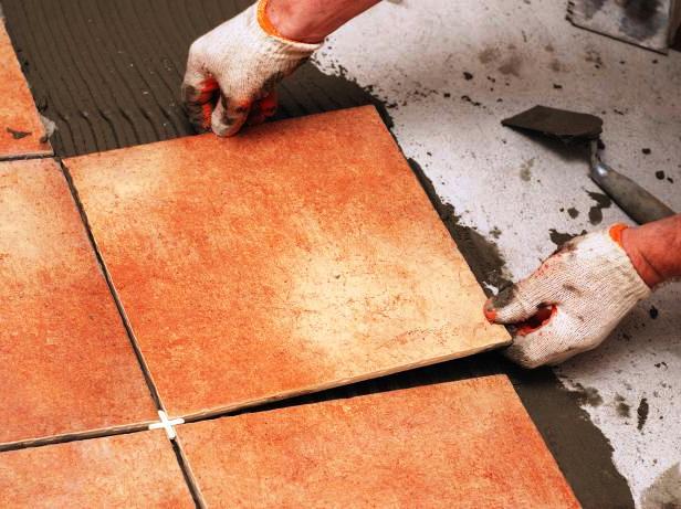 Analisa Kebutuhan Material dan Tenaga Tukang untuk Pekerjaan Penutup Lantai dan Dinding