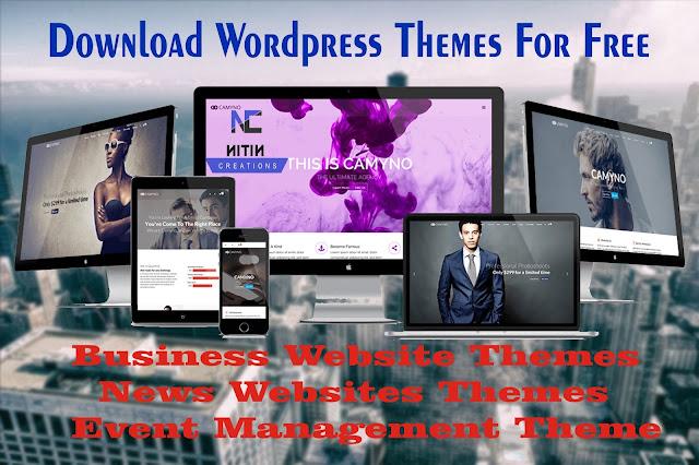 Download Wordpress Theme For Free