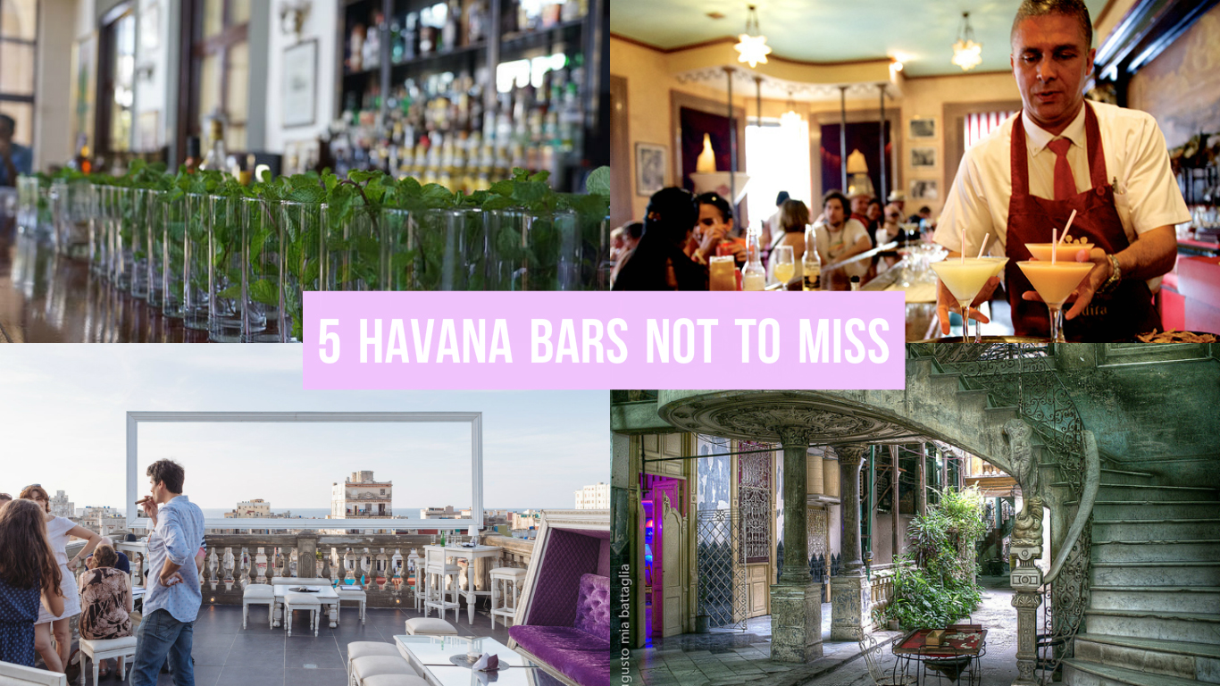The Travel Post #23: 5 Bars In Havana Not To Miss