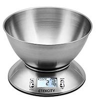Logo Vinci gratis 3 esclusive bilance da cucina Etekcity