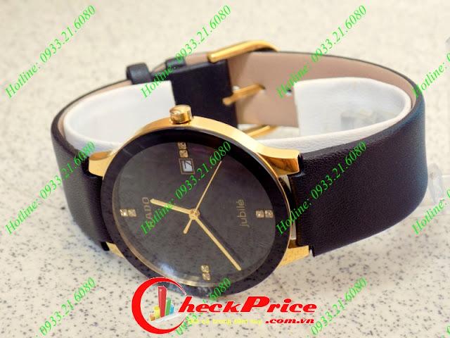 Đồng hồ dây da Rado T031150