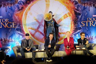 Hong Kong & Once In A Lifetime Experience Pt4: The Real Benedict Cumberbatch, Muncrat & Hello Smaug