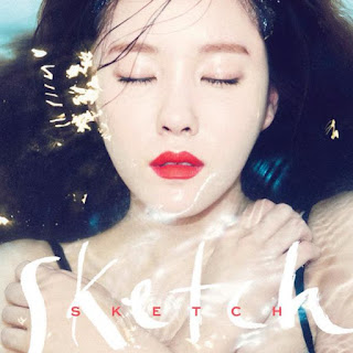 Lyric : Hyomin (T-ARA) - Sketch (Korean Ver.)