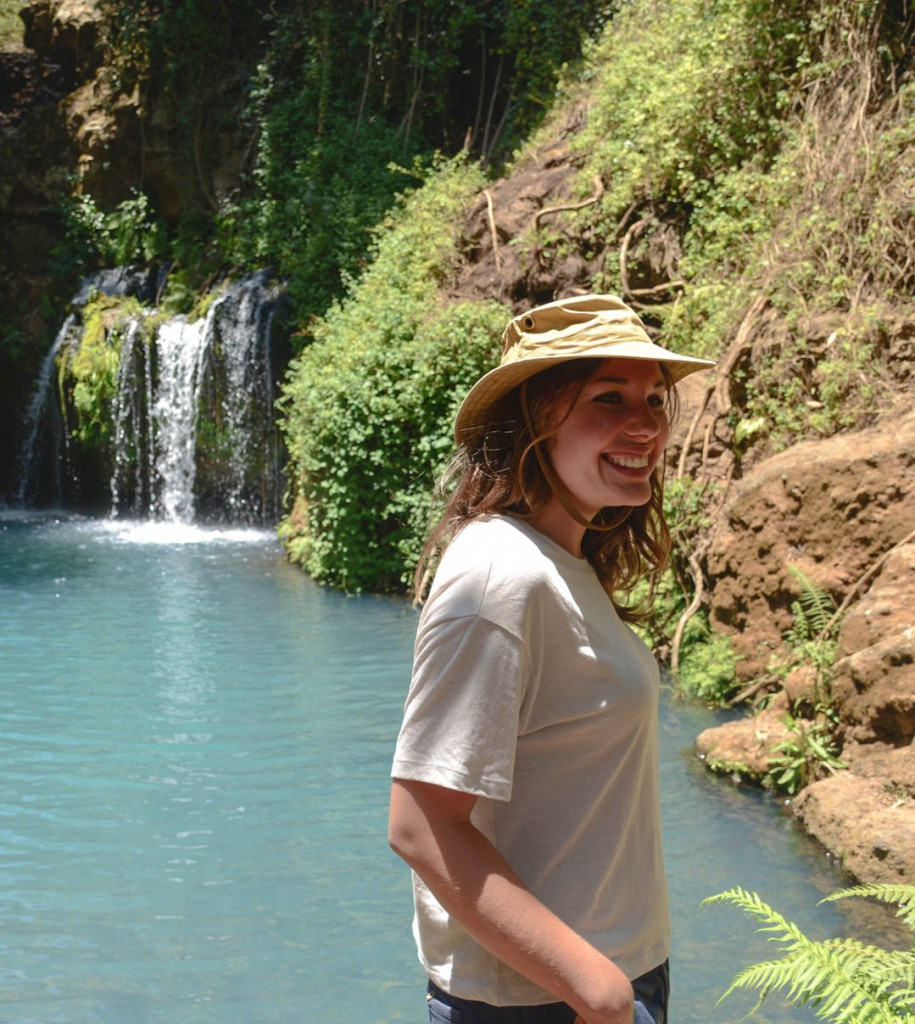 Interview with travel journalist Sian Lewis from The Girl Outdoors. Via @eleanormayc