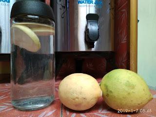Pengalaman Rutin Minum Air Jeruk Lemon Hangat