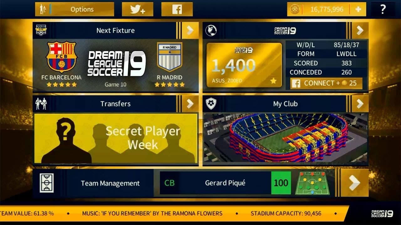 تحميل لعبة dream league soccer 2018 مهكرة