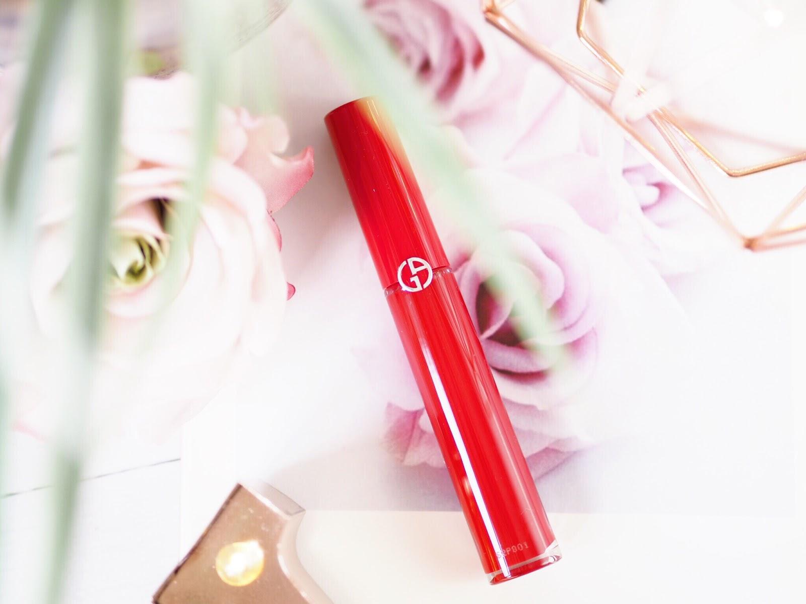 Lip Maestro, red lipstick, red liquid lipstick