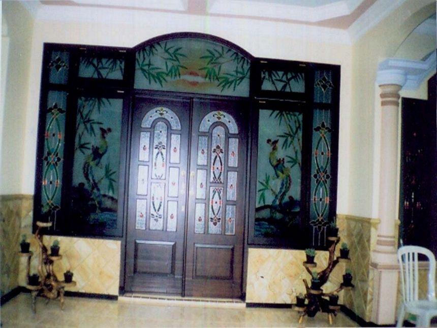 pintu kupu tarung elegan 4
