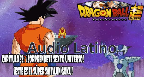 Ver capitulo 33 en audio latino online, Goku inicia un ataque cuerpo a cuerpo, pero sus ataques no le hacen daño al cuerpo de Botabo.