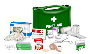Survival Emergency Bag in Natural Disaster (Urdu) First Aid Box: