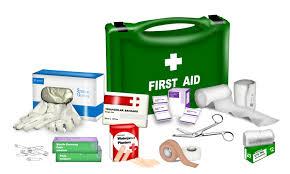 Survival Emergency Bag in Natural Disaster (Urdu) First Aid Box: