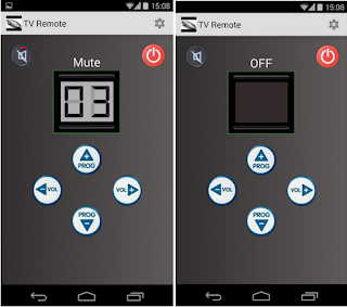 thaithaizzyyzz: Easy Universal TV Remote (App รีโมททีวี