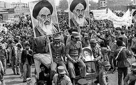 Iran Revolution