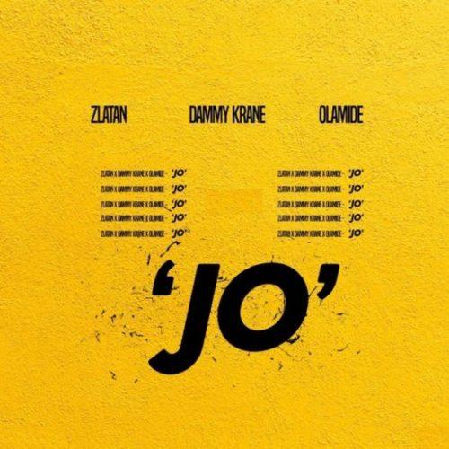 "[Music Premiere] Dammy Krane – ""Jo"" ft. Zlatan x Olamide"
