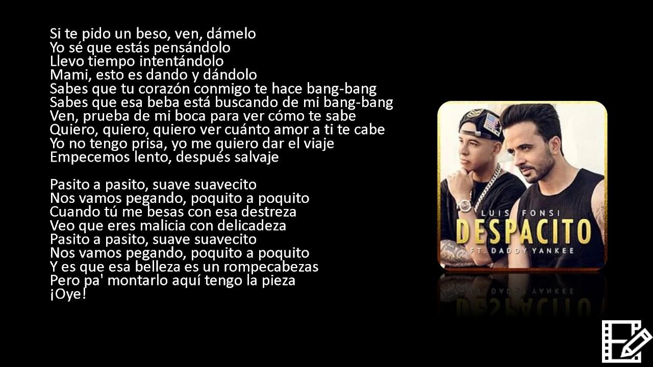 Download Lirik Lagu Justin Bieber Despacito Plus Download Mp3nya