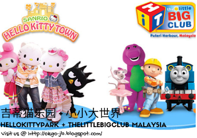 HelloKittyPark & The Little Big Club Malaysia
