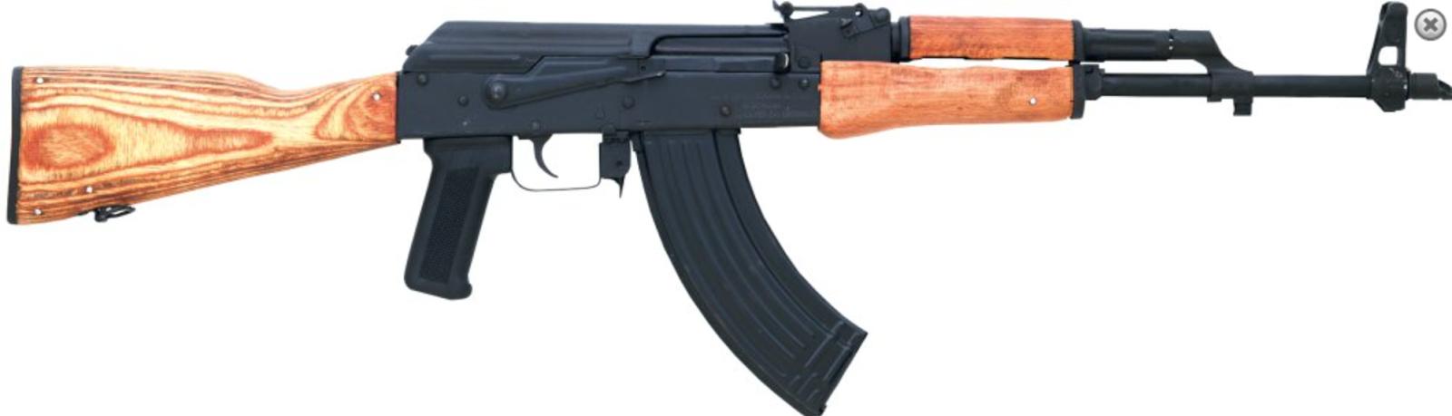 The Crow Flys: Gun Review: Zastava N-PAP M70 AK-47