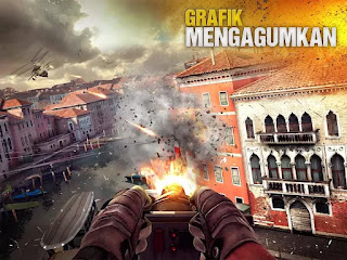 Modern Combat 5 Blackout APK update Free Download