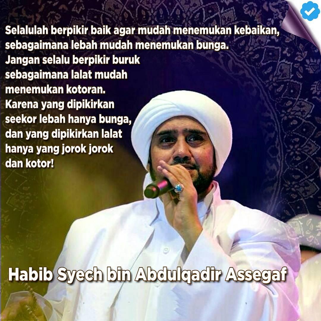 Kalam Ulama Mutiara Hati Dari Habib Syech Bin Abdulqadir Assegaf