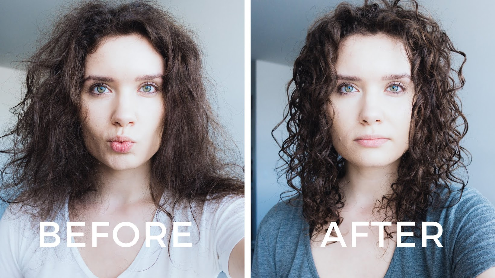 Julia Caban Blog How To Style Curly Hair FITAGEM My Tips