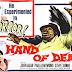 Hand of Death (1962): Η ταινία που γέννησε (;) το πέτρινο τέρας των Fantastic Four!