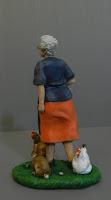 personaggi contadini fatti a mano statuine milano lombardia orme magiche