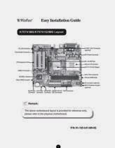 FOXCONN RS690M03-8EKRFS2H MOTHERBOARD MANUAL