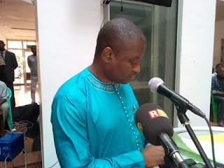 Guinée: Conakry, Symposium du feu Mamadou Dia ancien Directeur de la RTG, des témoignages émouvants de ces collègues3