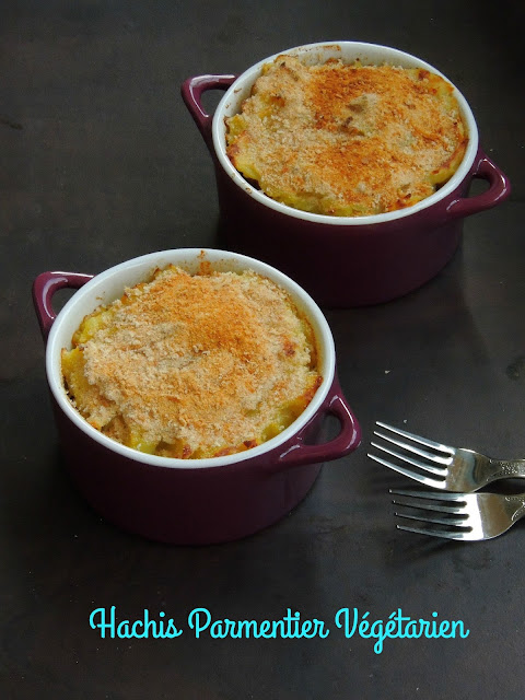Vegetable Hachis Parmentier, Hachis Parmentier, French Shepherd's pie