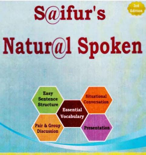 সাইফুরস ন্যাচারাল স্পোকেন (S@ifur's Natur@l Spoken) PDF Download
