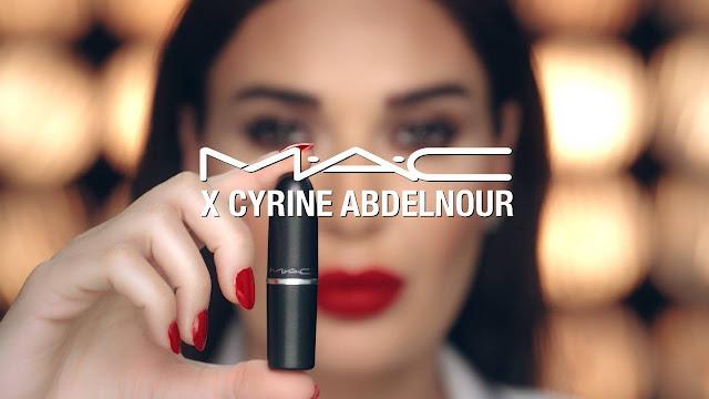 سيرين عبدالنور  M · A · C Cosmetics ميك اب