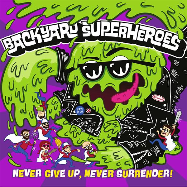 "Backyard Superheroes stream new song ""She's Gotta Go"""