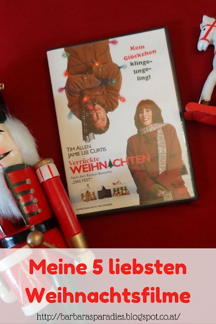 Meine 5 liebsten Weihnachtsfilme - Verrückte Weihnachten