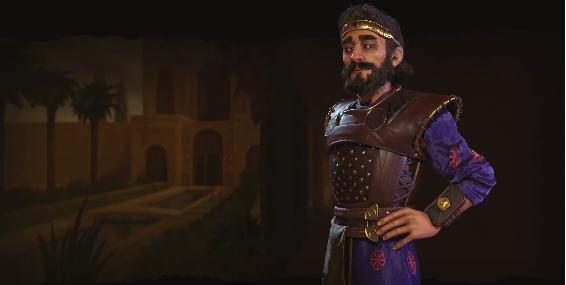 Ciro II dirigirá Persia en Sid Meier's Civilization VI