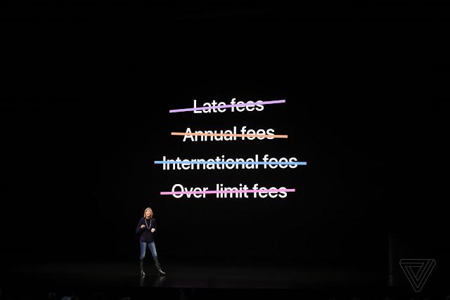 Apple Memperkenalkan kartu kredit Apple Card