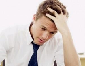 Lo âu là thường là nguyên nhân chính giảm sút khả năng sinh  lý của nam giới