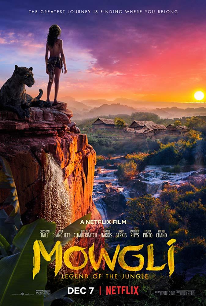 Mowgli: Legend of the Jungle (2018) Subtitle Indonesia MKV 360p 480p