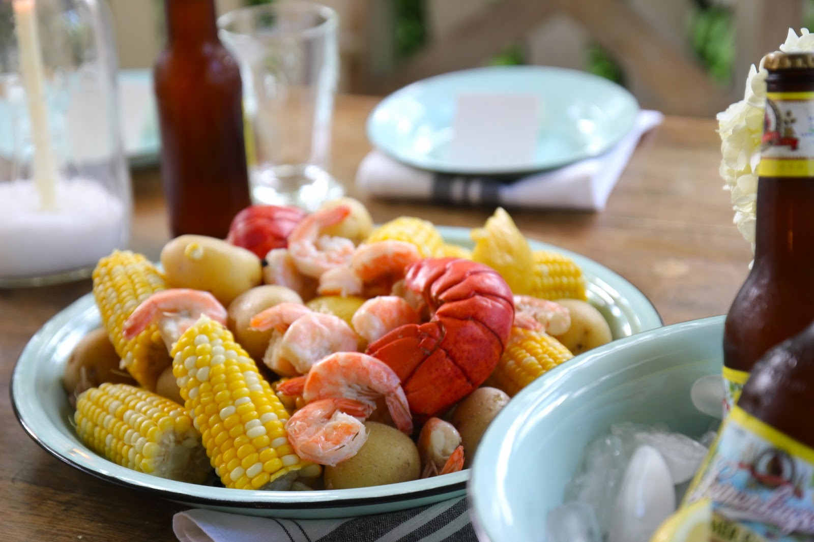 Jenny Steffens Hobick: Seafood Boil Party | My Favorite ...