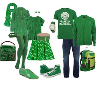St. Patrick's Day 2018 Costumes Ideas for Women