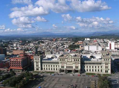 Cidade da Guatemala, Capital da Guatemala